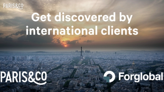 Paris&Co international startup business