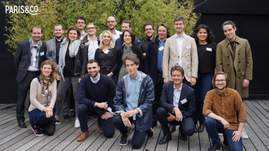 Finalistes Grands Prix de l'Innovation 2018